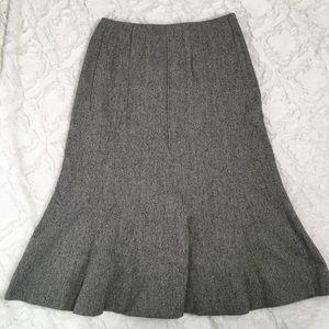 Talbots Fit n Flare Skirt